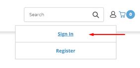 how to update your account address 3