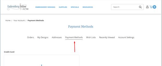 update payment method 5