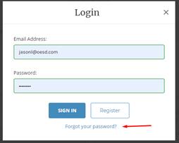 how to reset password 4