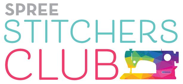 SPREE Stitchers Embroidery Club logo