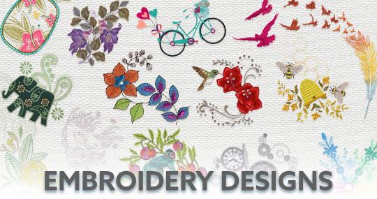 Machine Embroidery Design Tips