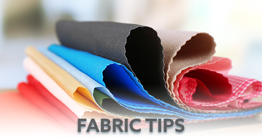 Embroidering on Fabrics Tips