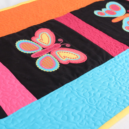 Butterfly Charm Wall Hanging