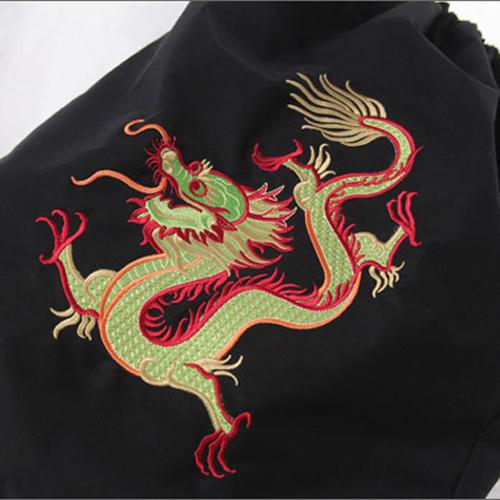 Dragon Treasures Drawstring Backpack