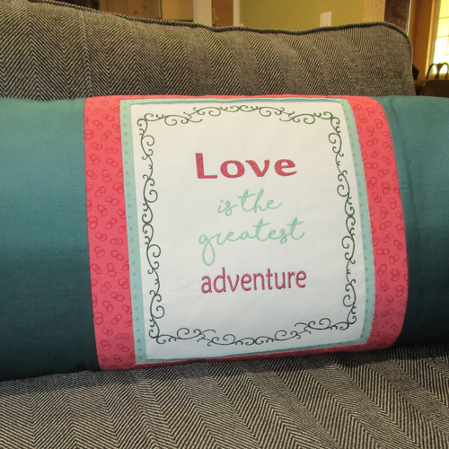 Bench Pillow