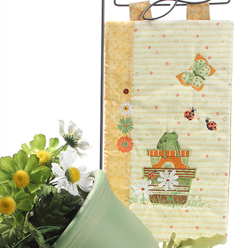 Plant Stake Banner