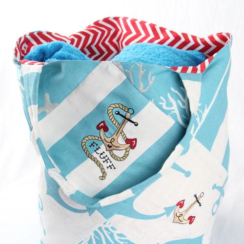 Suzy Sailor Schlep Bag